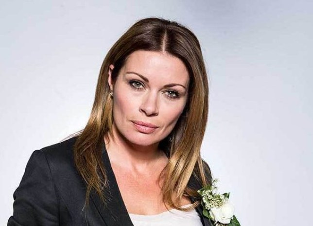 Coronation Street star Alison King is 'engaged' to her long term