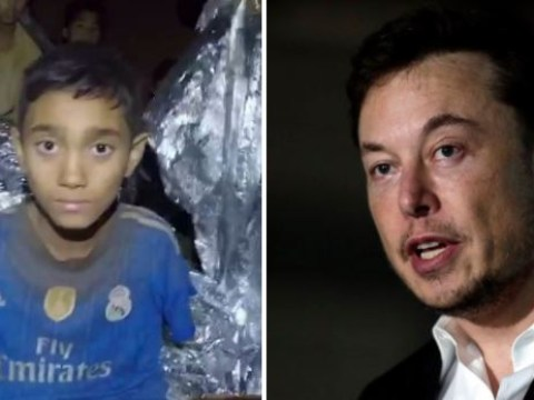 Elon Musk is sending experts from his company to help boys trapped in Thai cave