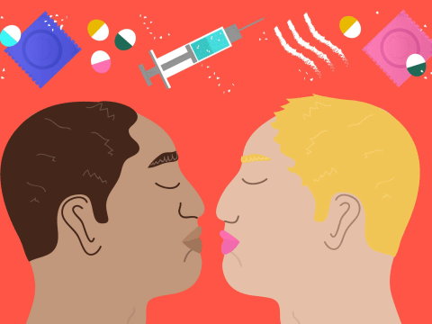 The chemsex scene was the darkest place I've been but it led to my recovery