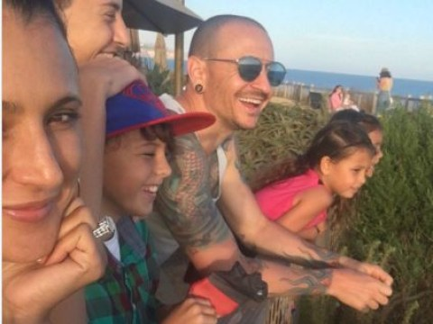 Chester Bennington's wife 'determined' not to let his death 'ruin their children'
