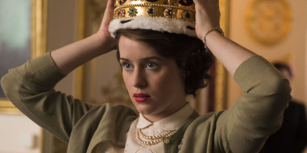 The Crown's Claire Foy reveals she uses anxiety as a tool to survive: 'It made me feel safe'