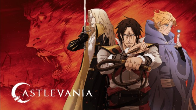 Castlevania Netflix series