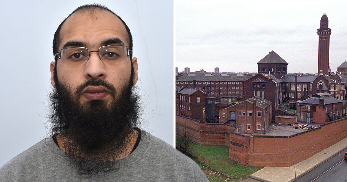 Islamic State supporter who called for attack on Prince George 'stabbed in prison'