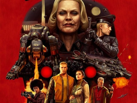 Wolfenstein II Switch review – low-tech victory