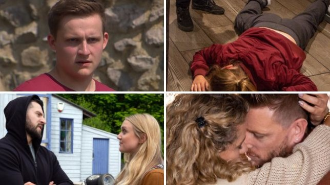 Emmerdale spoilers for Lachlan, Liv, Ross, Rebecca, David and Maya