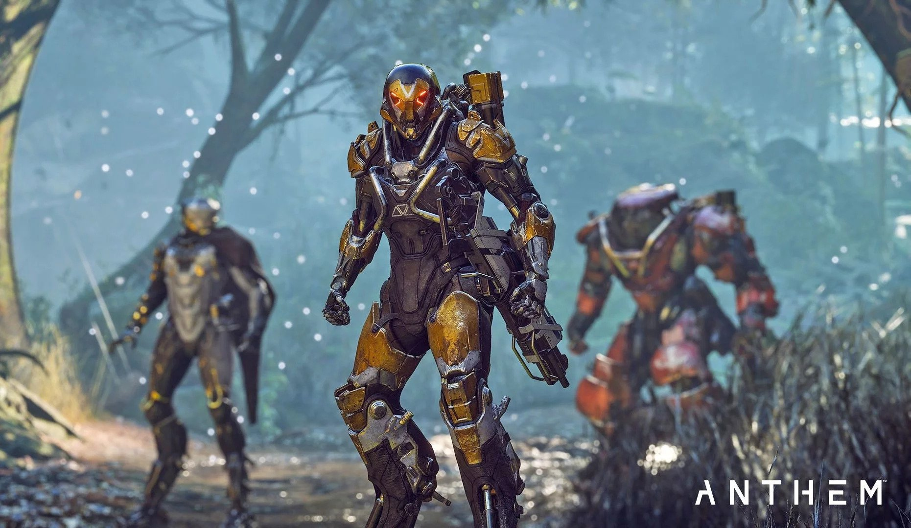 Anthem - are you excited about it?