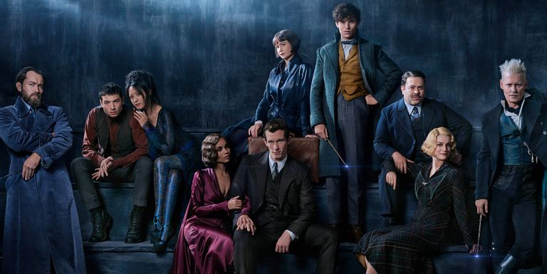 Fantastic Beasts The Crimes of Grindelwald release date UK, cast and trailer
