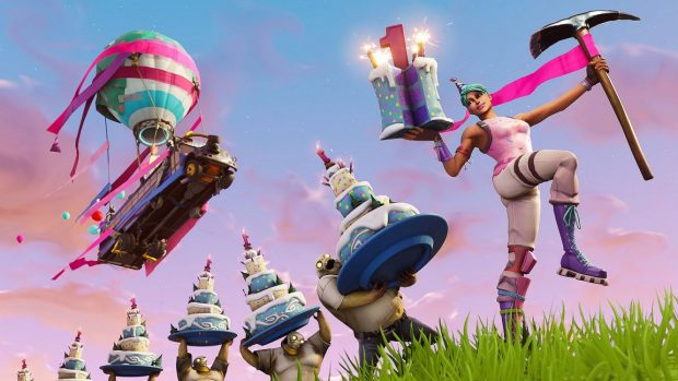 Everything that's been added for the Fortnite birthday celebration