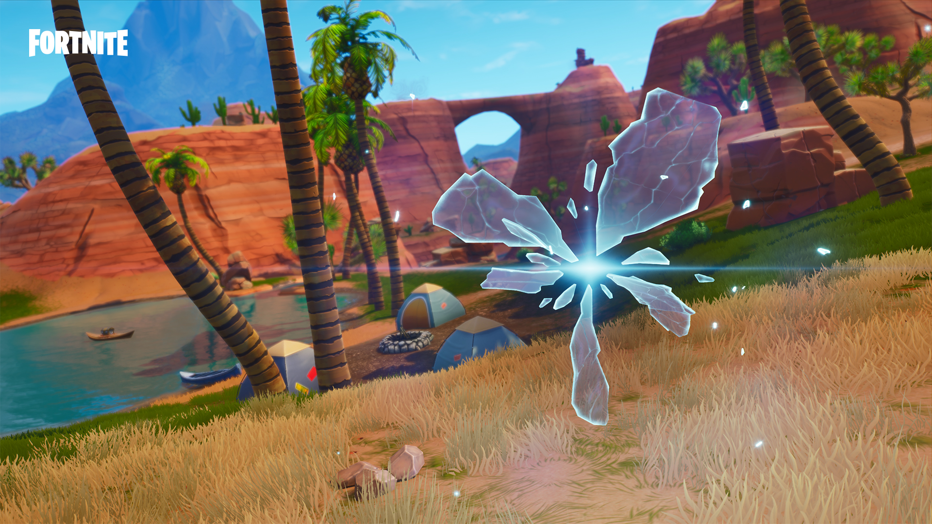 All of the Rift Portal locations for Fortnite week 5 challenge