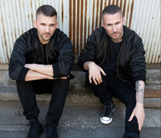 Galantis are dropping two tracks from their new record (Picture: : Jordan Pulmano)