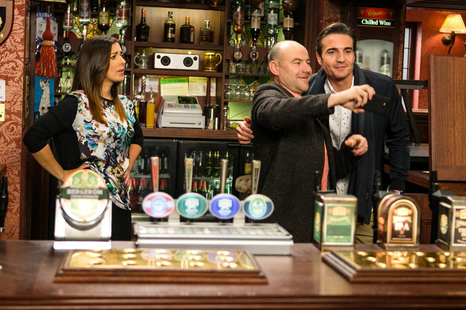 Coronation Street spoilers: Jack Webster to meet a footballing hero as Matt Milburn returns
