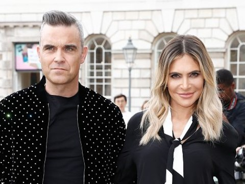 Robbie Williams threw up after being criticised on The X Factor: 'I tried to do the mean judge thing'