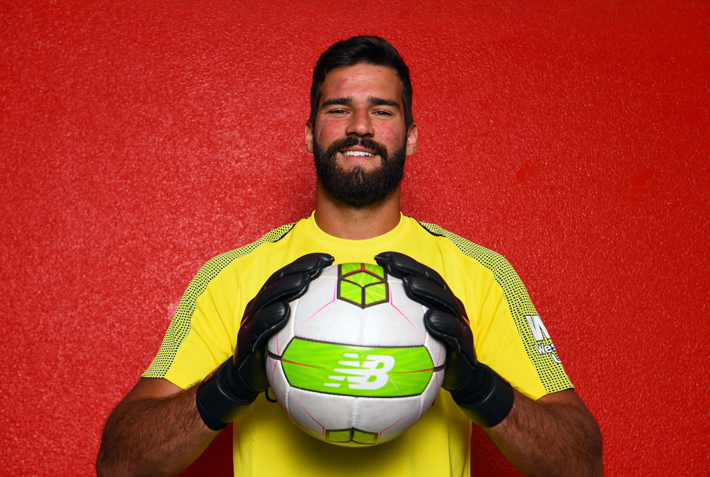 Jurgen Klopp reveals why Liverpool bought Alisson instead of Jan Oblak
