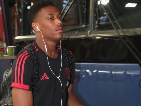 Manchester United tell Tottenham they have 'no chance' of signing Anthony Martial