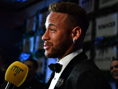 Neymar announces decision to stay at Paris Saint-Germain despite Real Madrid interest
