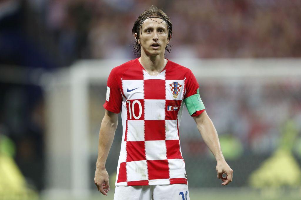 Luka Modric opens talks to leave Real Madrid for Inter Milan as Arturo Vidal deal stalls