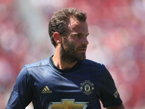 Manchester United considering selling Juan Mata to Serie A giants Inter Milan
