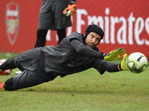 Arsenal goalkeeper Petr Cech breaks silence on mooted Chelsea return