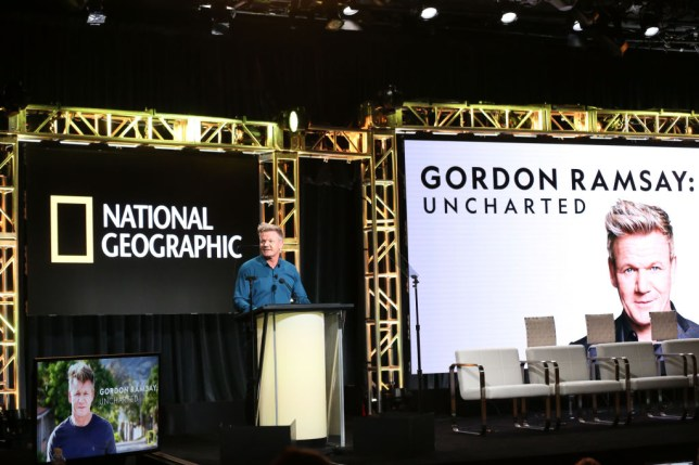Gordon Ramsay launches Uncharted