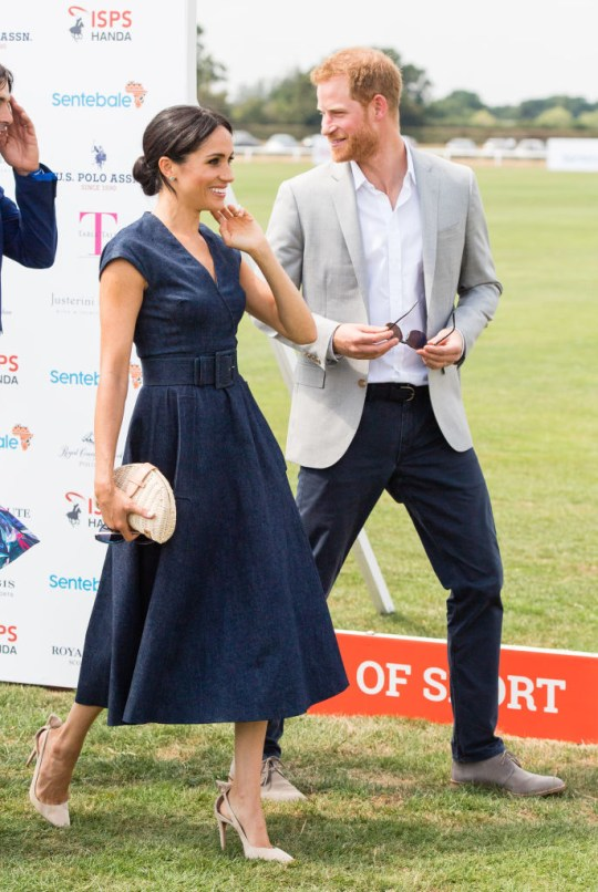 1bfb7e86bd8a Where to buy Meghan Markle's sunglasses worn at the polo | Metro News