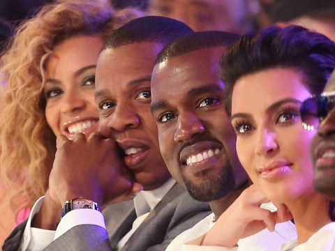 Jay-Z missed Kanye and Kim's wedding 'because he was fighting with Beyonce'