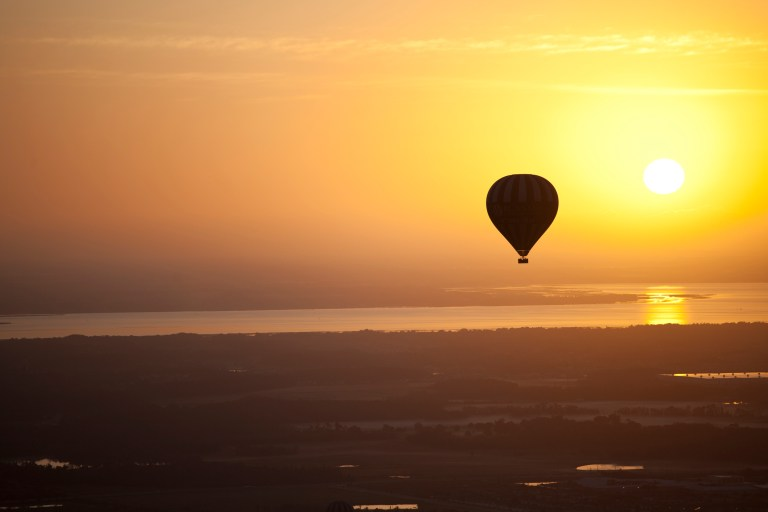 Hot Air Balloon ride, Orlando, Florida