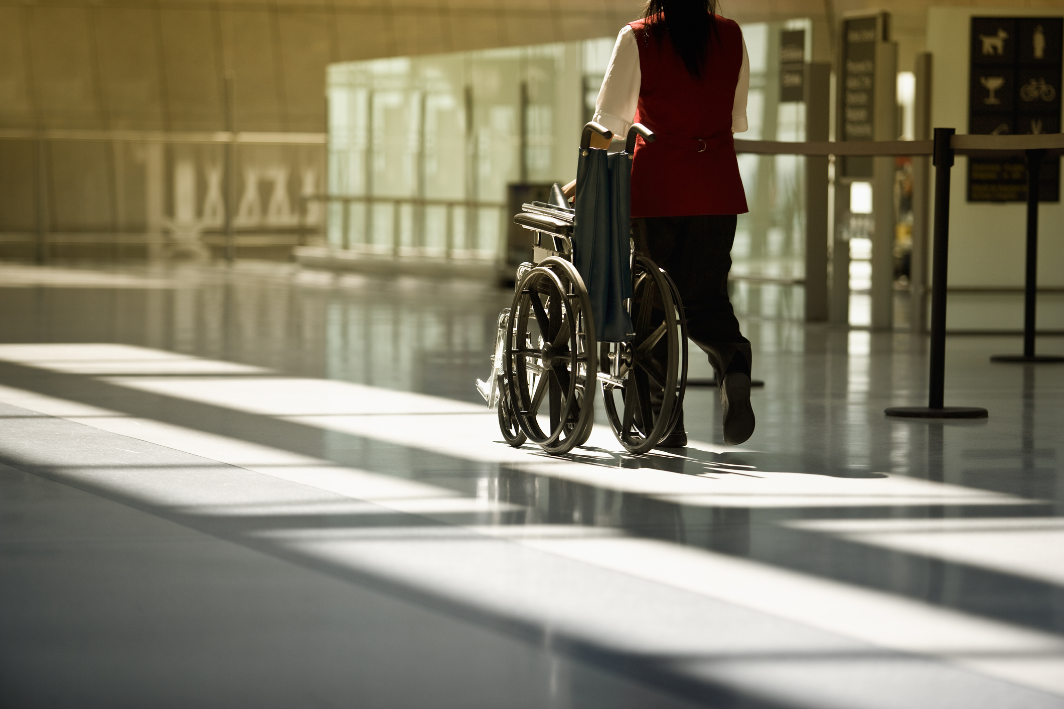 UK airports need to do a lot better when it comes to assistance for travellers with disabilities