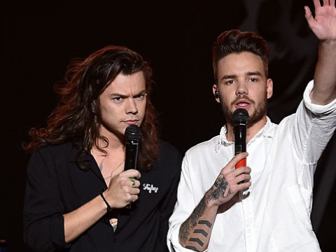 Did Harry Styles tell people to butt out of Liam and Cheryl's business?