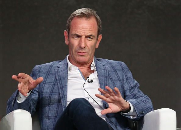 Robson Green criticises Love Island over body image message: 'It's just ridiculous'