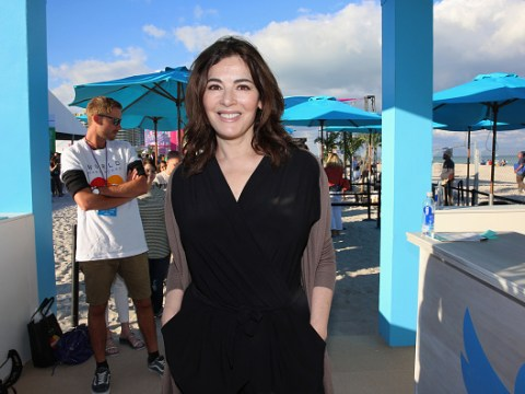 Nigella Lawson says that healthy eating might be disordered eating in disguise