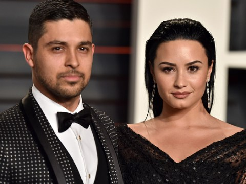 Demi Lovato 'visited by love of her life ex Wilmer Valderrama in hospital' following 'overdose'