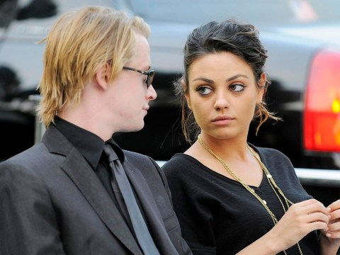 'It's f***ed up, what I did': Mila Kunis blames herself for split from Macaulay Culkin