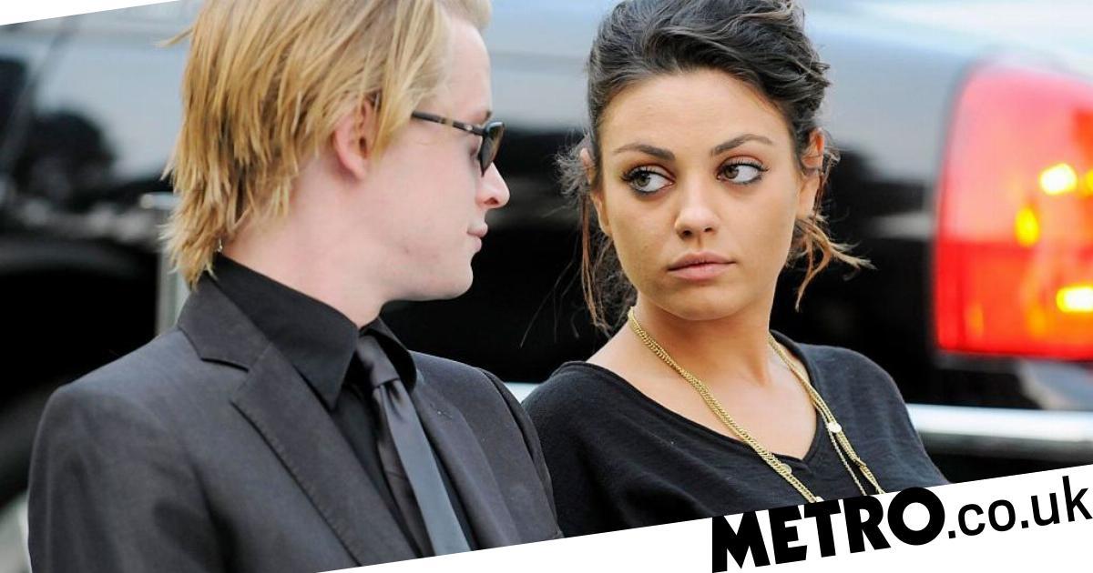 Mila Kunis Blames Herself For Split From Ex Macaulay Culkin Metro News