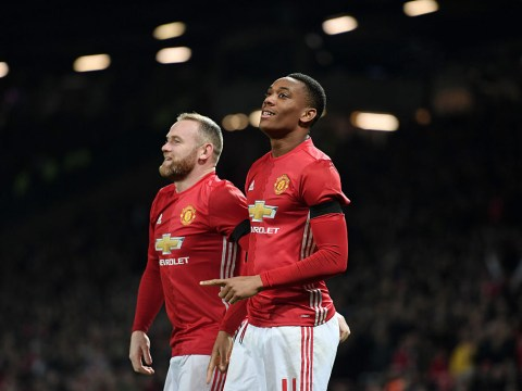 Wayne Rooney warns Manchester United against selling Anthony Martial who can be 'the best in the league'