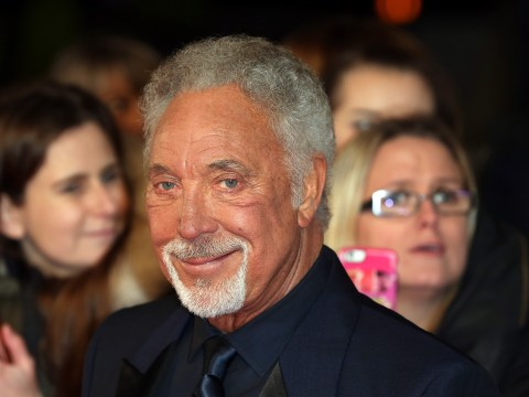 The Voice's Tom Jones, 78, fighting fit as he takes up boxing following hospital stint