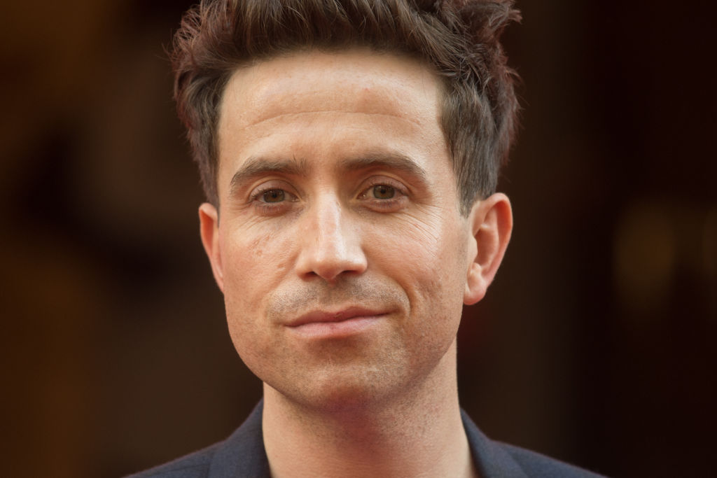 Nick Grimshaw slams Will Smith as 'fake' and Angelina Jolie 'cold' in scathing new interview