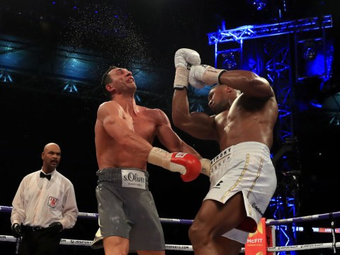 Is Anthony Joshua altering his style with Deontay Wilder and Tyson Fury on the horizon?