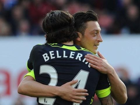 Hector Bellerin praises Arsenal teammate Mesut Ozil for international retirement decision
