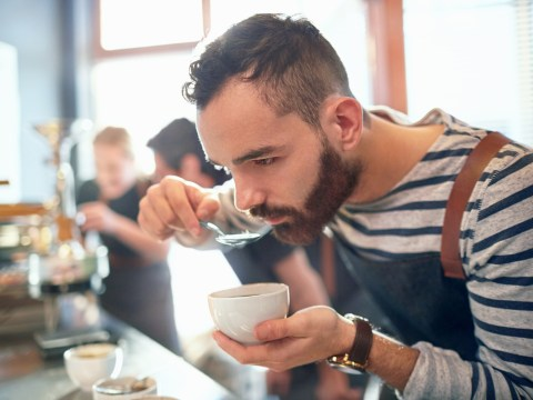 Get the coffee beans, a new study says just smelling the stuff can perk up your brain