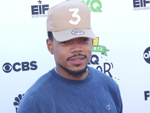 Chance the Rapper is now Chance the Fiancée as he proposes to his girlfriend at casual family BBQ