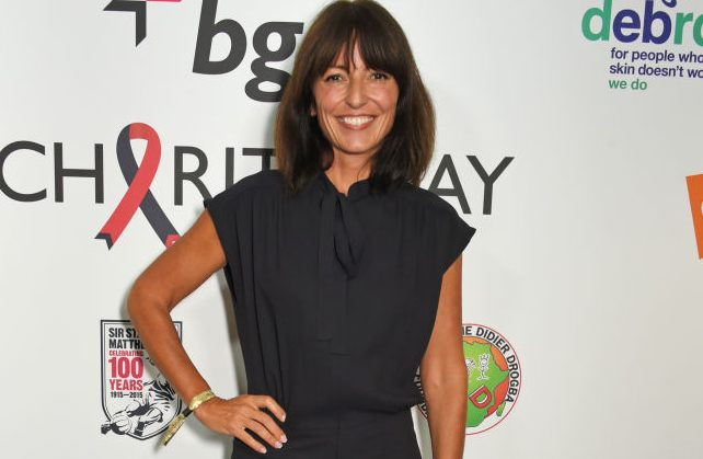 Davina McCall reveals exercise helped her through cancer worries after sister's death