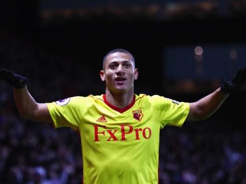 Everton close in on £50m Richarlison transfer