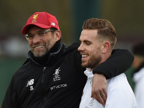 Jordan Henderson reveals texts from Jurgen Klopp during England's World Cup campaign