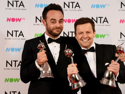 Ant McPartlin makes return to Twitter with Dec after five-month absence