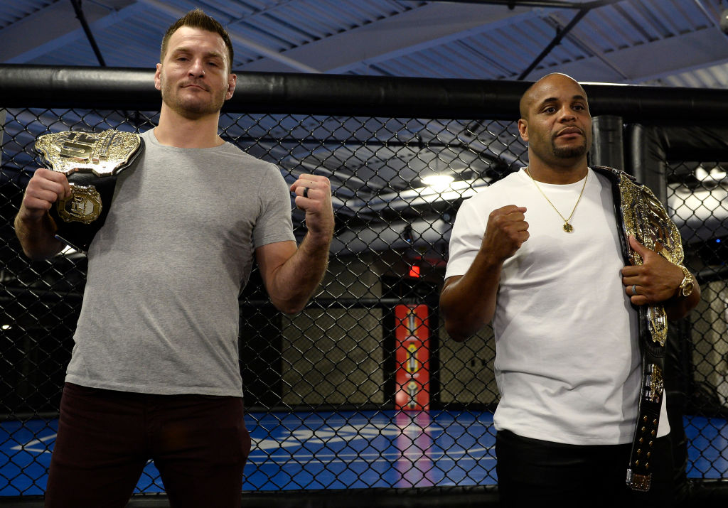 UFC 226 fight card, UK time, TV channel and odds for Miocic vs Cormier and Holloway vs Ortega