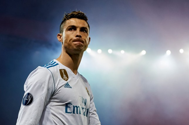 780ea1e26 Fortunately the Portuguese winger s  CR7  branding won t need changing  (Picture  Getty)