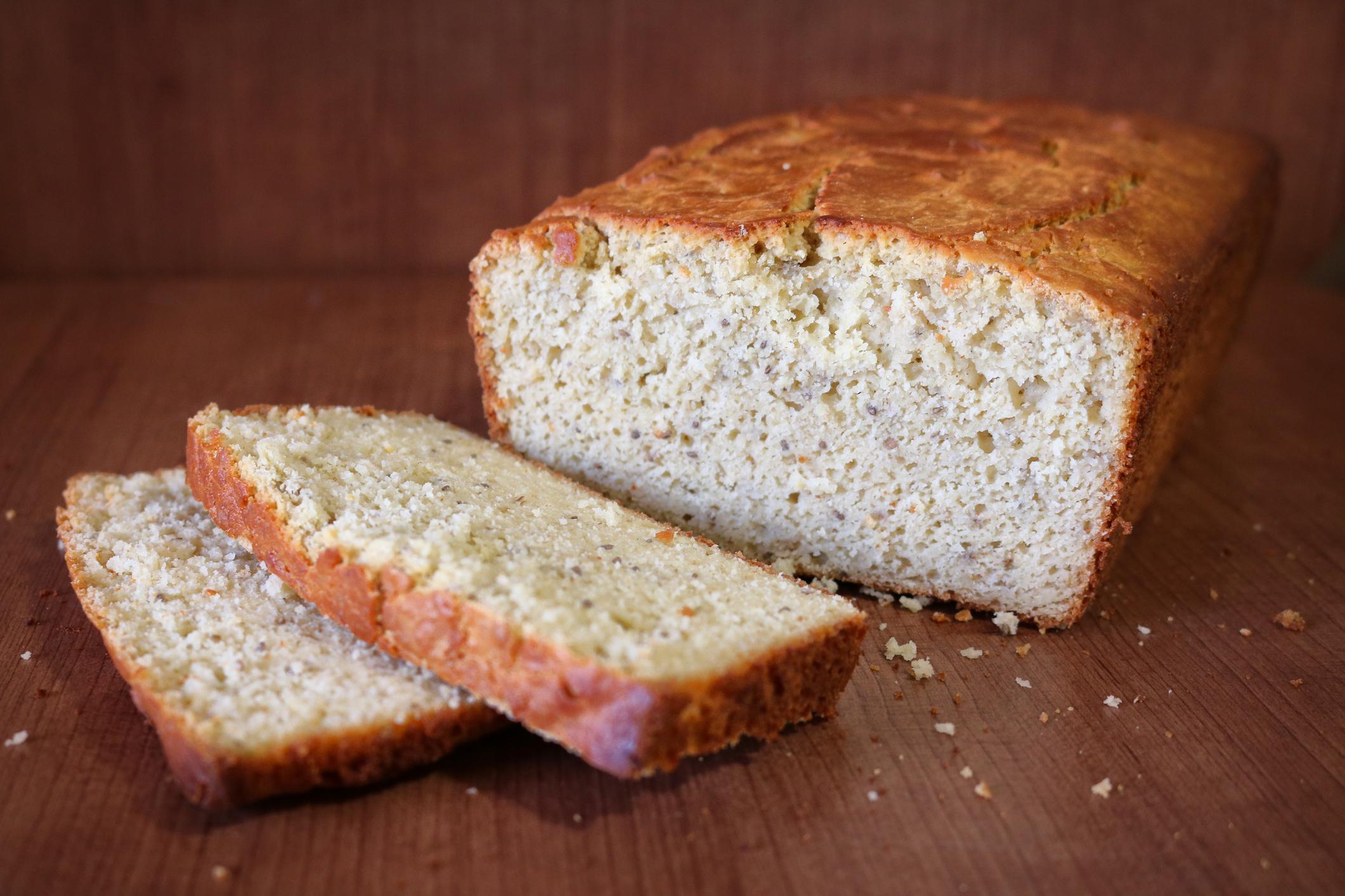How much gluten is in gluten-free food?
