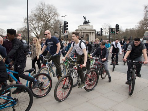 Cyclists 'should take test and MOT before getting on the road'