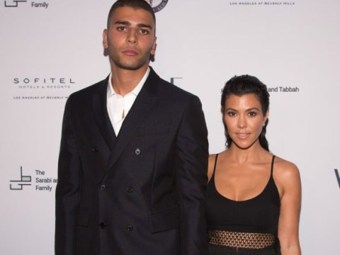 Kourtney Kardashian's ex Younes Bendjima 'sued for $5million after beating up Coachella security guard'