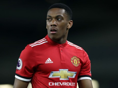 Jose Mourinho confirms Anthony Martial will start new season in attack despite Manchester United exit pleas